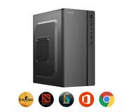 Компьютер Зеон для дома, кино, интернета и онлайн игр [S32W]
